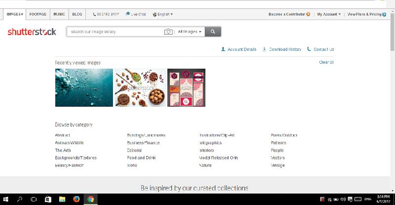 Shutterstock là gì?