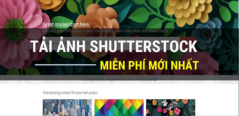 Ảnh Shutterstock là gì