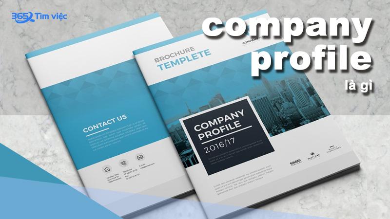 [Khái niệm] Company profile là gì? Cơ hội PR thành công thương hiệu của bạn – 2021