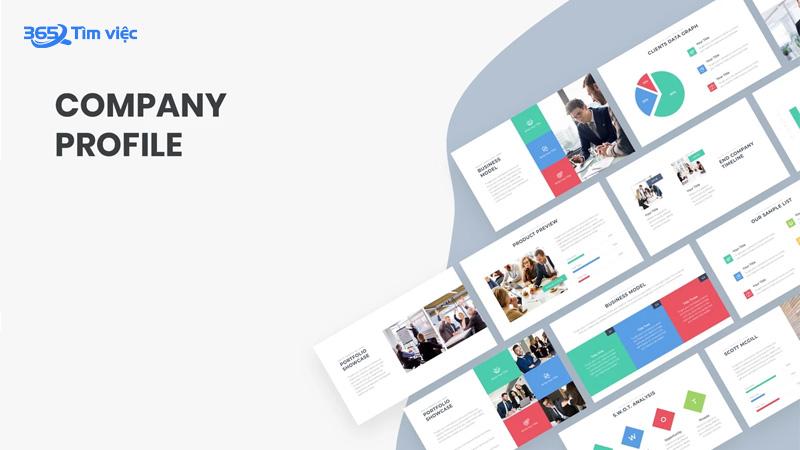 Những gì cần bao gồm trong Company Profile của bạn