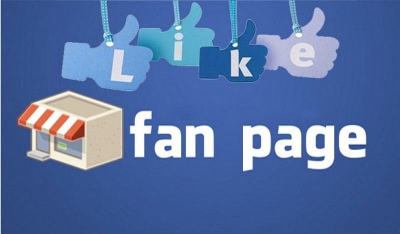 fanpage là gì