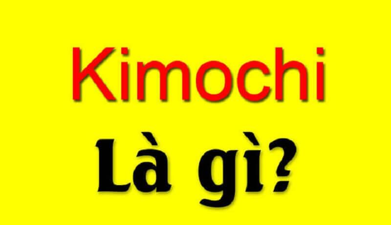 [Vạch Trần] Kimochi nghĩa là gì?