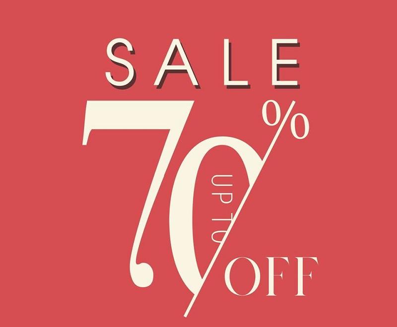 Sale off và sale up to