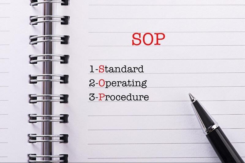 [Khái niệm] SOP là gì? Quy trình SOP đúng tiêu chuẩn 2021