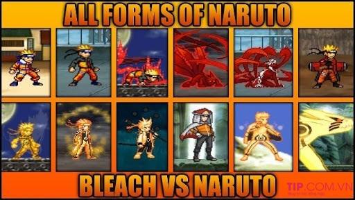 #2021 Game Naruto 3.3 | Cách chơi game Bleach vs Naruto 3.3 Online Miễn Phí