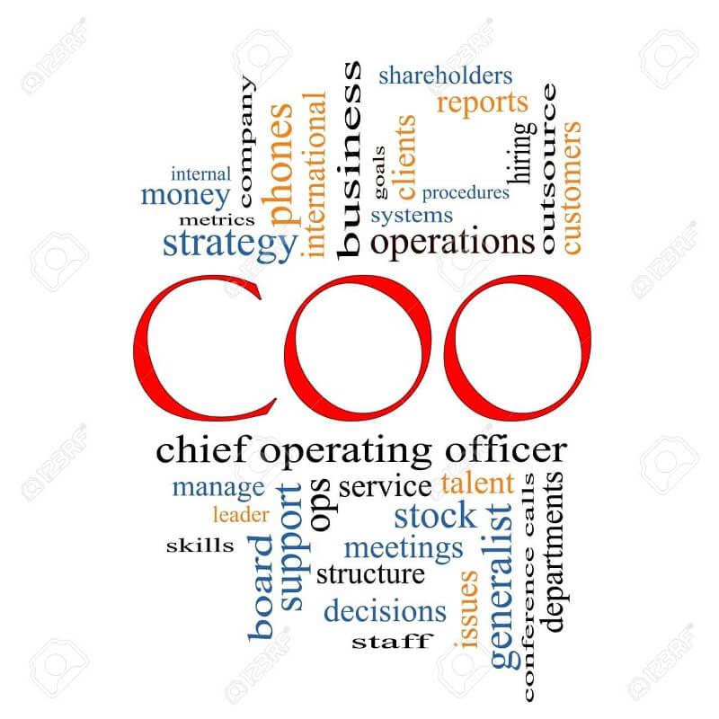 [Khái niệm] [Chief Operating Officer là gì?] Bật mí thú vị giữa COO và CEO – 2021