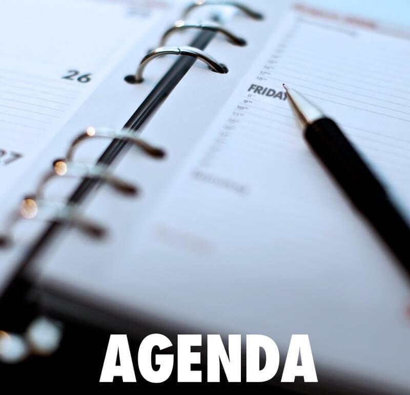 [Khái niệm] Agenda là gì? Bí quyết tạo ra một Agenda hoàn hảo