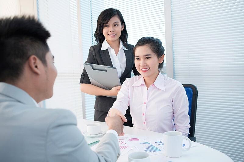 Thông tin mô tả công việc nhân viên sale