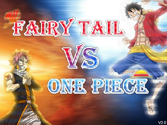 #2021 Game One Piece vs Fairy Tail 1.7