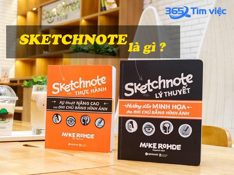 [Khái niệm] Sketchnote là gì? Khám phá phương pháp ghi nhớ hiệu quả Sketchnote – 2021