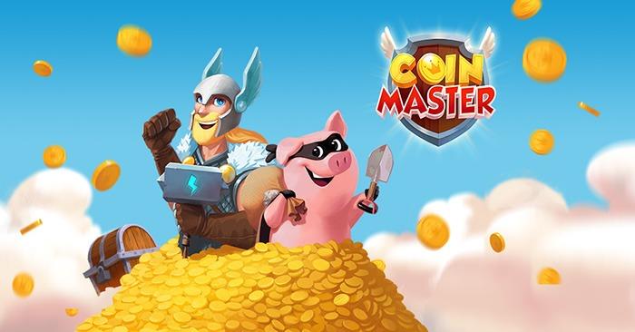 #2021 Coin Master: Cách nhận Spin Levvvel Coin Master miễn phí 100%