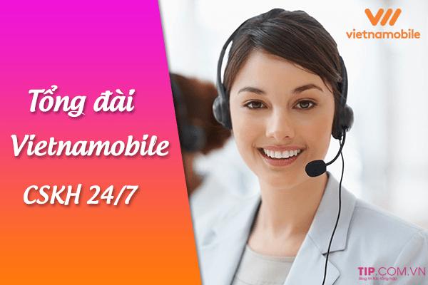 #2021 Số tổng đài Vietnamobile, hotline chăm sóc khách hàng Vietnmaobile 24/7 số mấy?