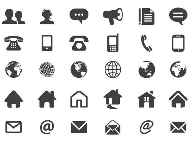 #2021 Các icon điện thoại đẹp cho Word, Excel và File Vector icon điện thoại độc
