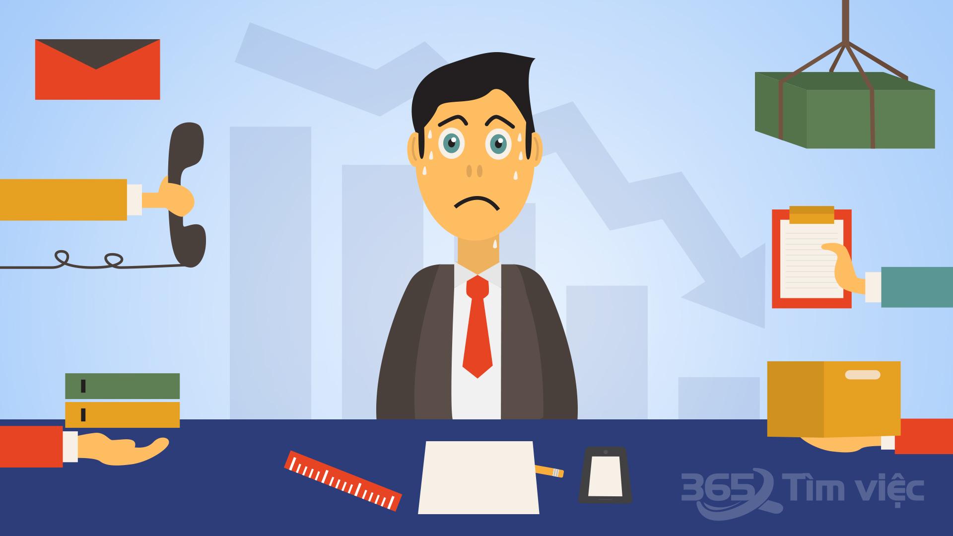 [Tìm hiểu] Đối phó với những thay đổi bất ngờ trong công việc như thế nào?