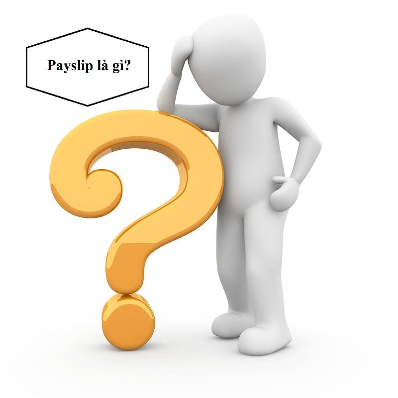 [Khái niệm] Payslip là gì? Những thông tin cơ bản cần phải có trong Payslip