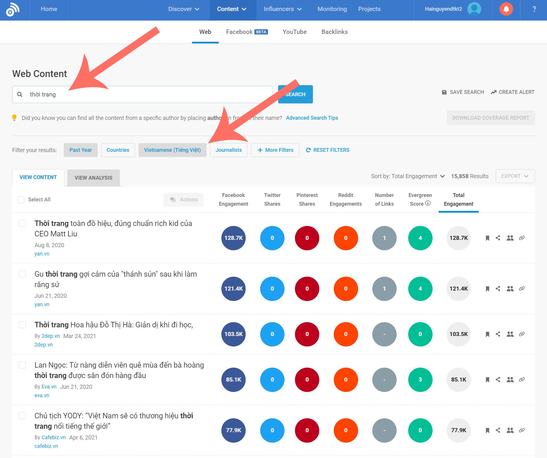 kingcontent.pro - phần mềm viết content