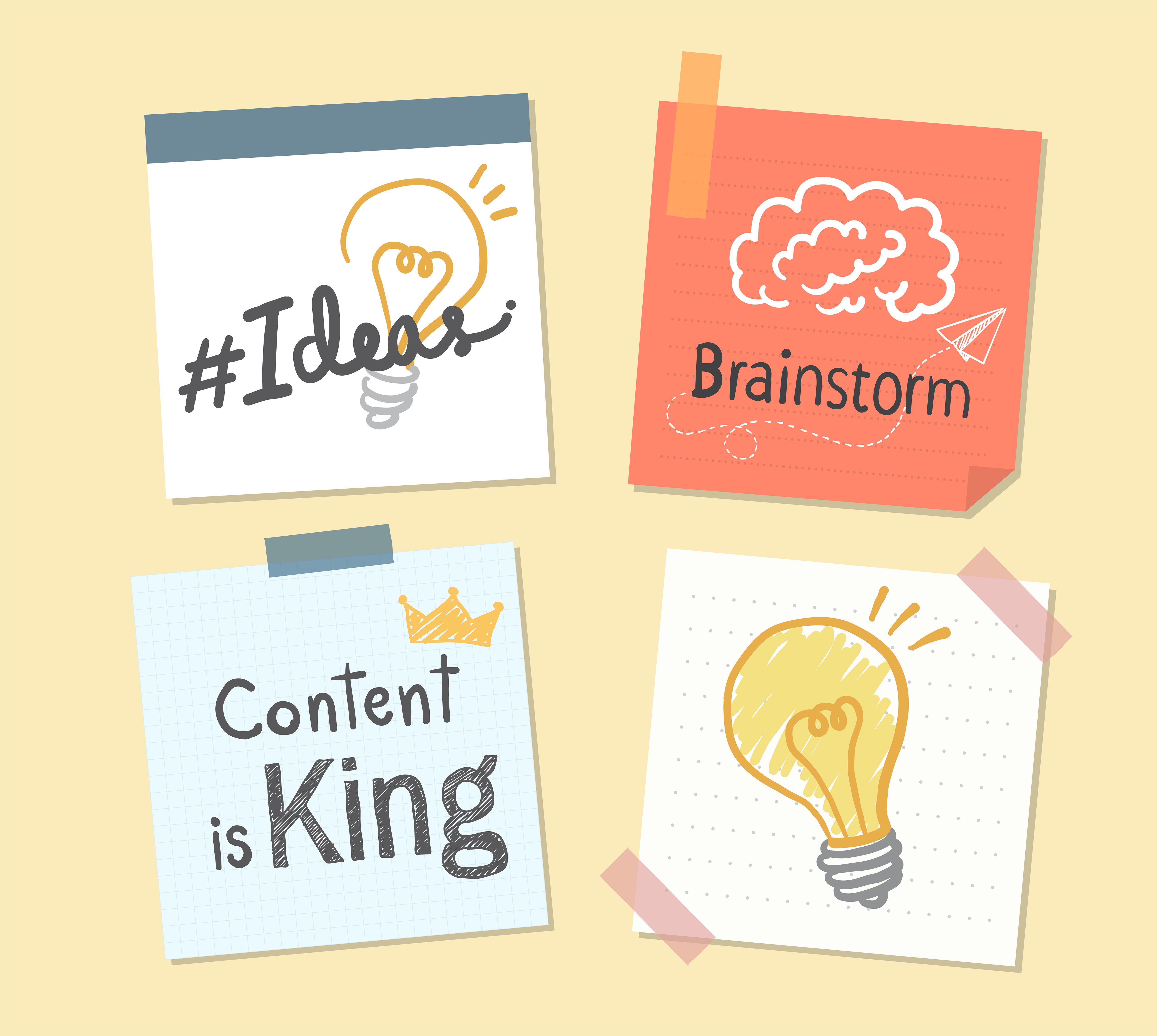 kingcontent.pro - cách để viết content hay