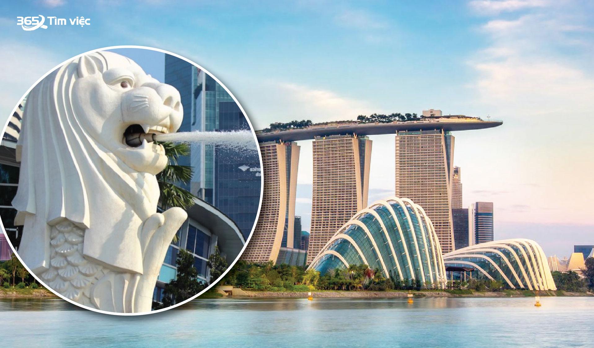 Singapore và sự hiện thực hóa mục tiêu con rồng châu Á