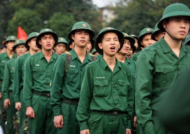 Nghĩa vụ quân sự là trách nhiệm và nhiệm vụ thiêng liêng với Tổ quốc