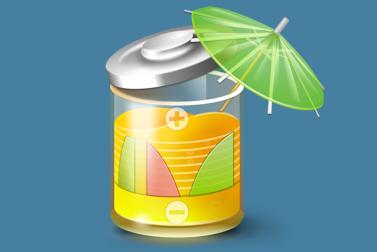 #2021 FruitJuice – Công cụ quản lý, tăng tuổi thọ của Pin cho Macbook