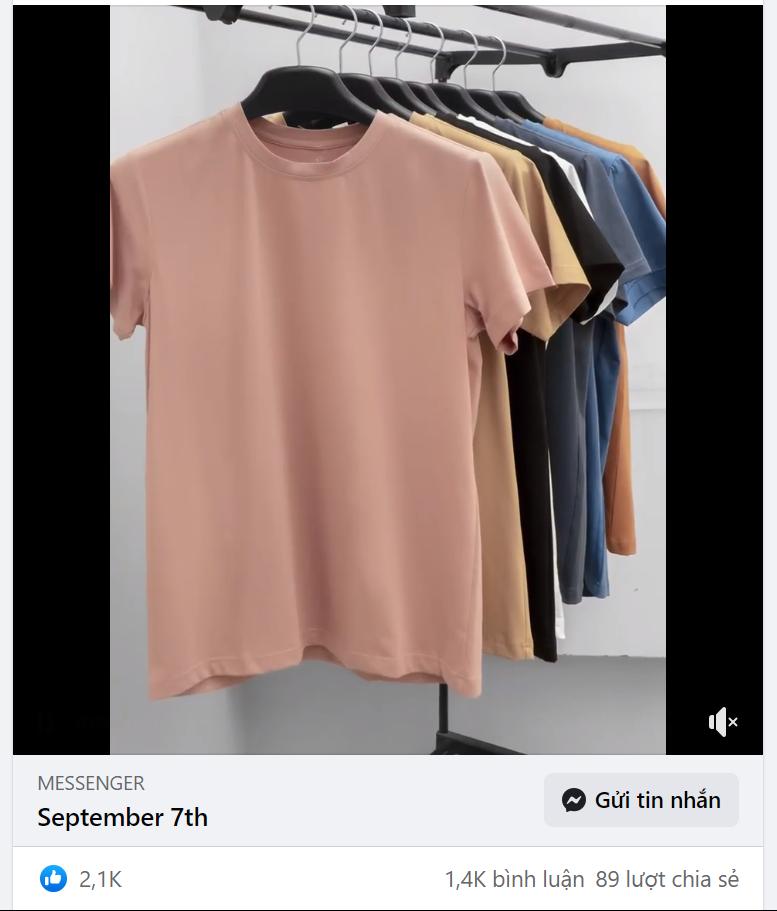 hướng dẫn chạy quảng cáo facebook hàng thời trang nam hiệu quả mới nhất
