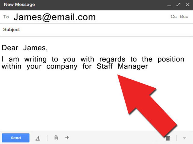 Mẫu viết email nghỉ phép tiếng anh