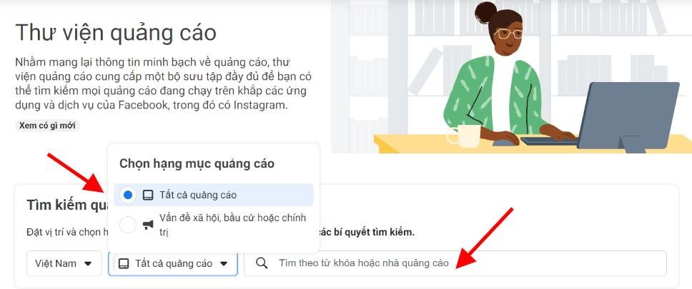 #2021 Search bài viết triển khai ads của đối thủ